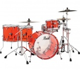 Pearl Crystal Beat Rock Ruby Red - 12191