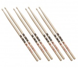 Pack 4x Vic Firth 5A American Classic - 14110